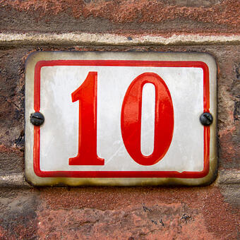 10-Sign