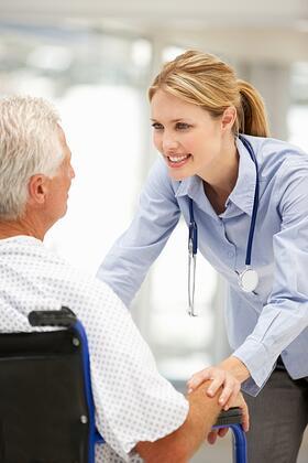 physician patient
