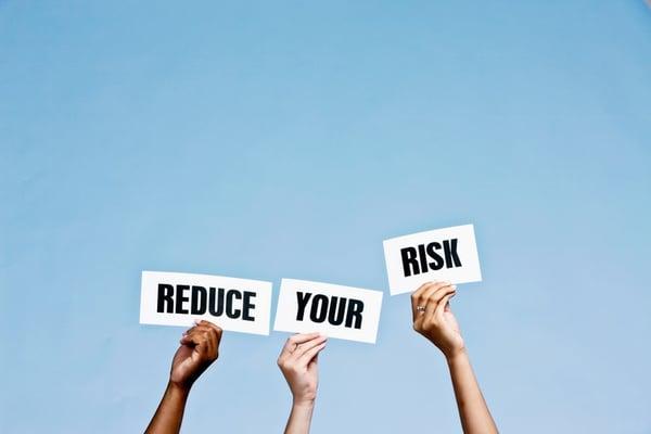 emotional control reduce risk