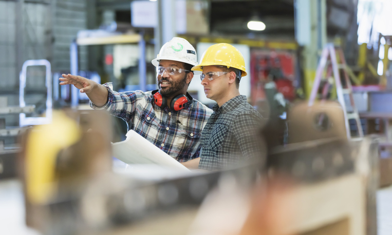 Leadership in Manufacturing
