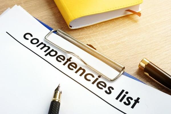 war for talent competencies