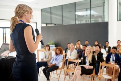 Women in Leadership: International Women's Day