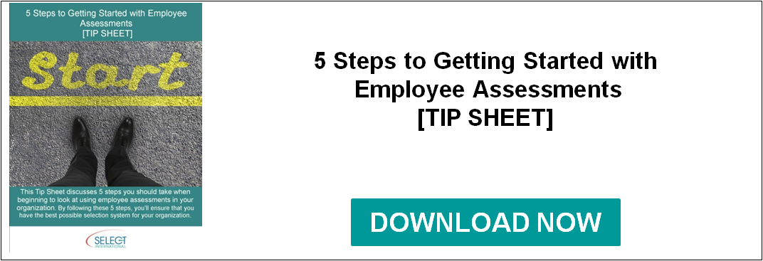 5 Steps to Getting Started with Manufacturing Employee Assessment