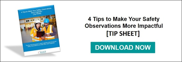 4 Tips to Make Your Safety Observations More Impactful